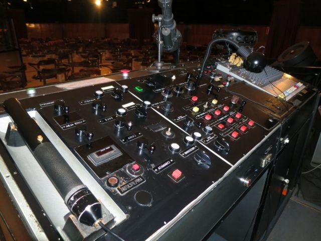 Milan Control Desk