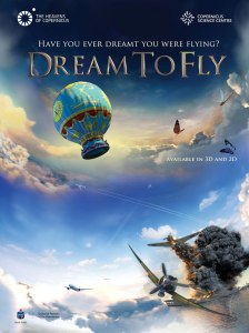 A poetic story about the history of aviation.