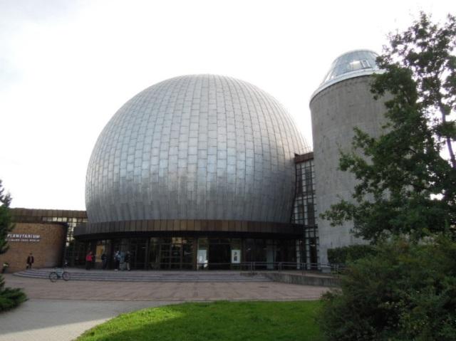 Zeiss-Großplanetarium, Berlin