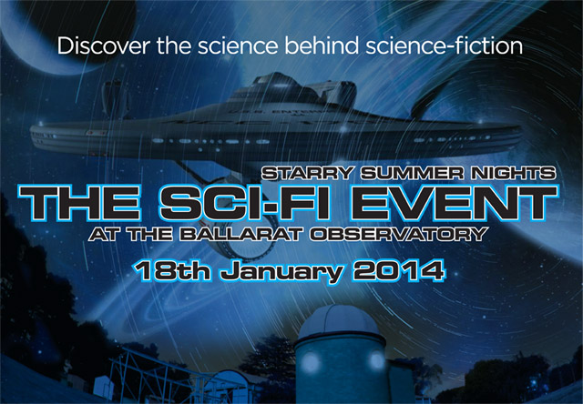 The Sci-Fi Event Poster