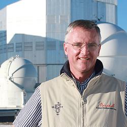 European Southern Observatory, Director General, Prof. Tim de Zeeuw