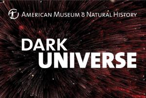 AMNH Dark Universe small