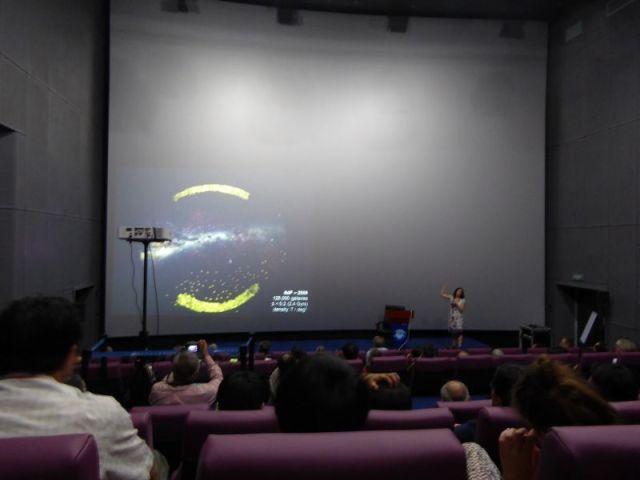 Tanya Presenting