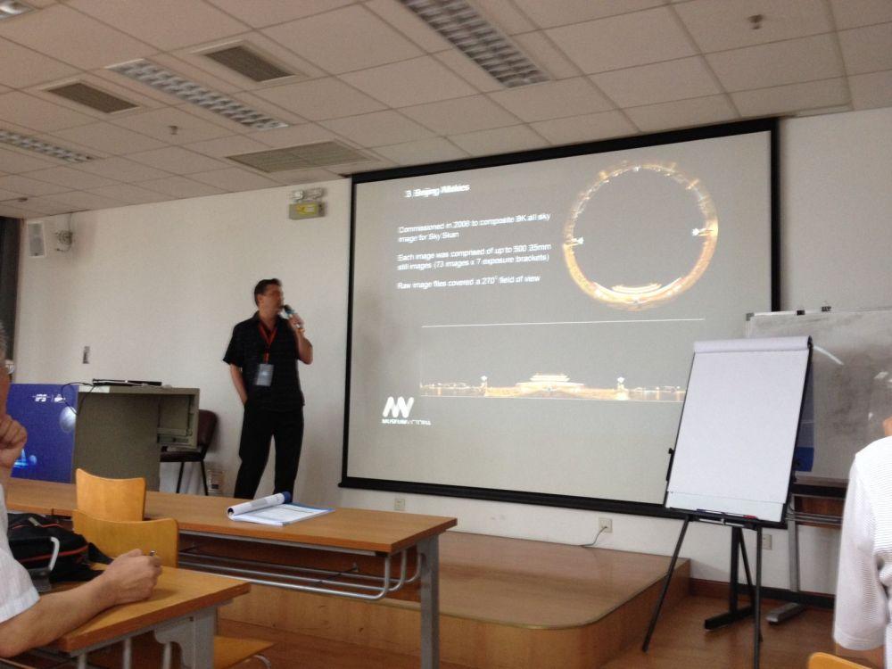 Melbourne Planetarium Presentations at IPS2014 (2/2)