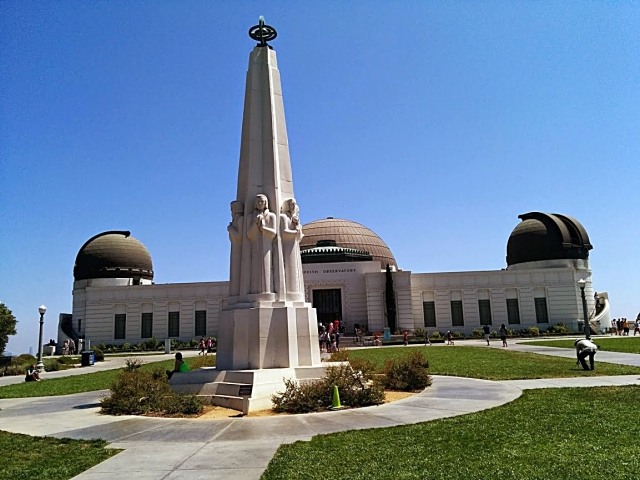 Griffith Observatory_Nick Lomb