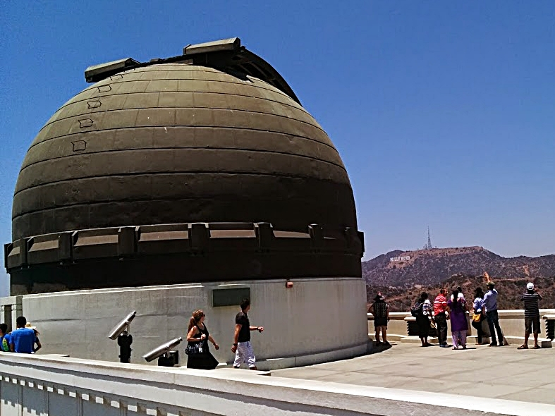 A Pictorial Visit To Griffith Observatory In Los Angeles