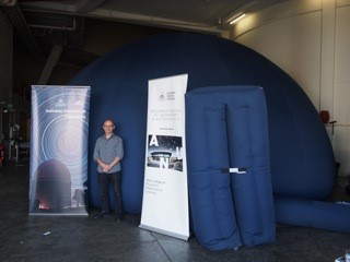 Planetarium Education Group - Portable Planetarium