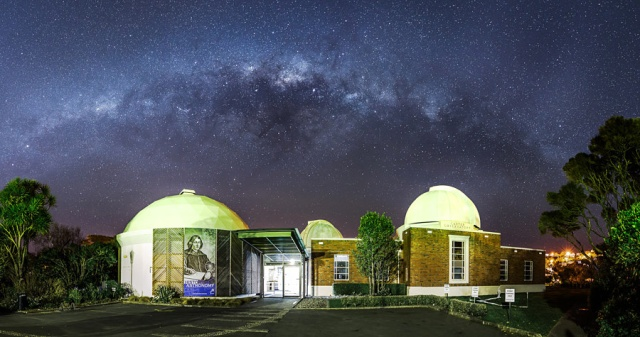 Space Place, Wellington, New Zealand. Photo by Mark Gee