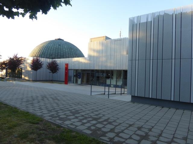 Brno Planetarium