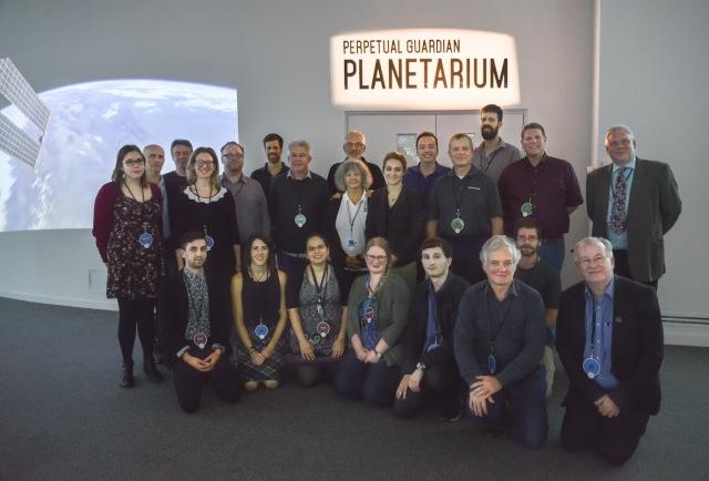APS2018 Group Photo