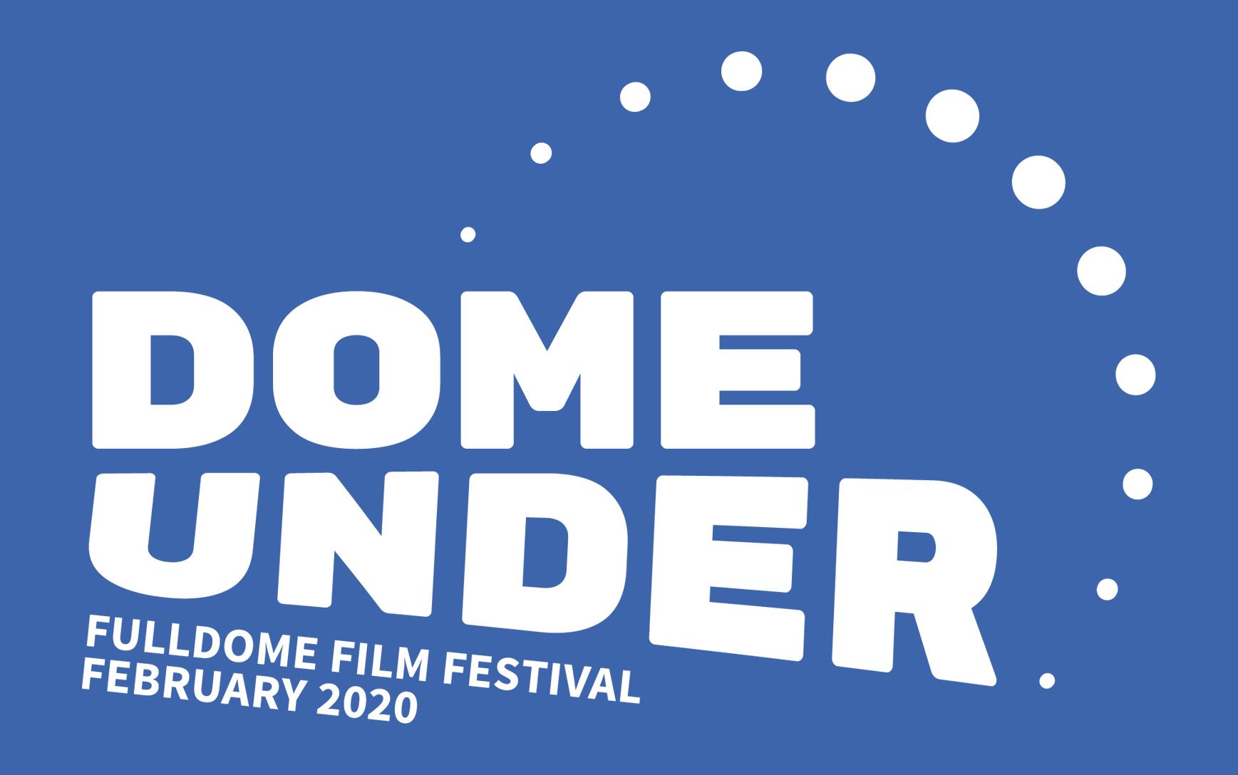 Dome Under Festival Logo